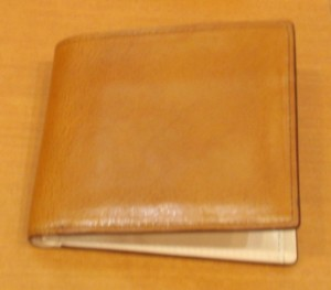 ココマイスター(COCOMEISTER) 2つ折り財布